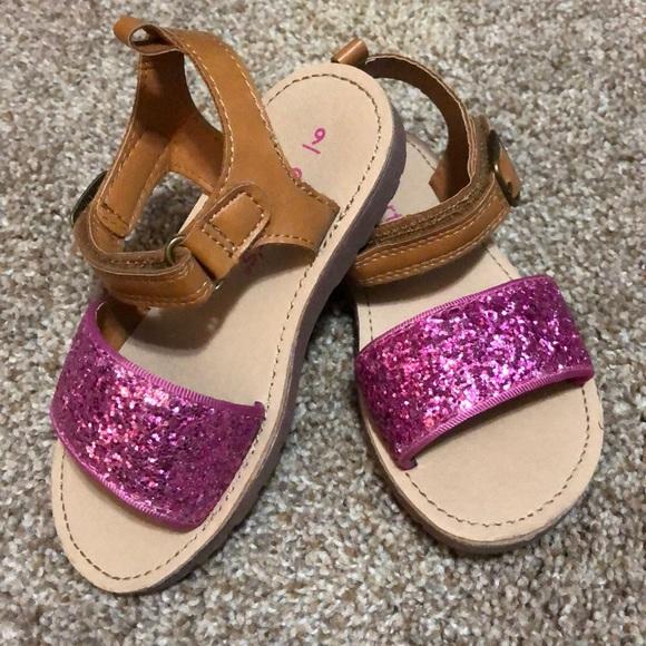 901f52438d52 Carter's Shoes | Carters Glitter Sandals | Poshmark